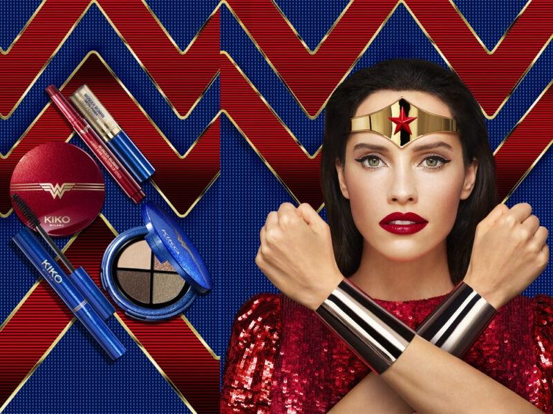 collezioni-make-up-autunno-inverno-2020-2021-kiko-wonder-woman