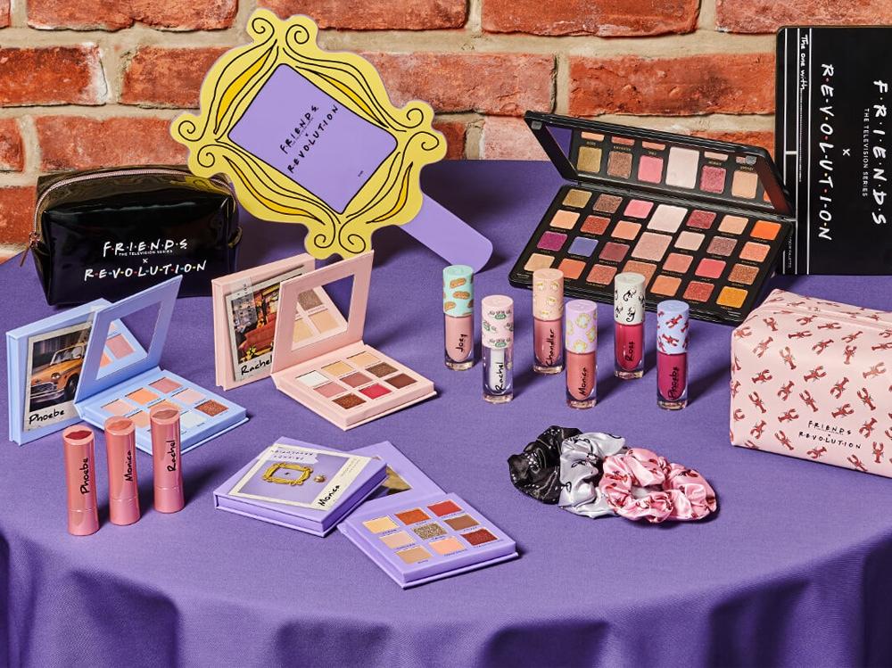 collezioni-make-up-autunno-inverno-2020-make-up-revolution-per-friends