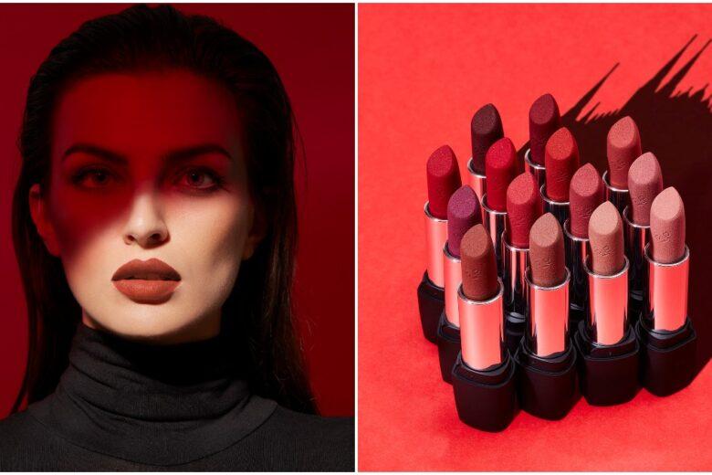 Nuovo Rossetto Milano Red Mat di Deborah Milano per labbra opache e vellutate
