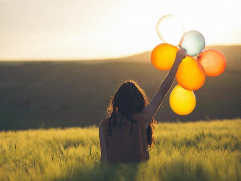 felicità persona positiva 1