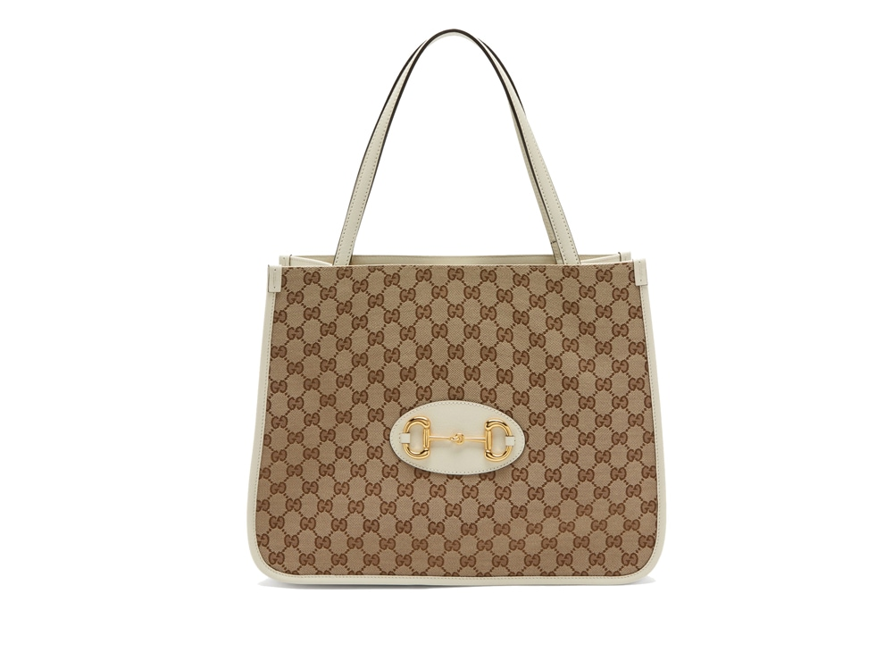gucci-horsebit-GG-supreme-in-canvas