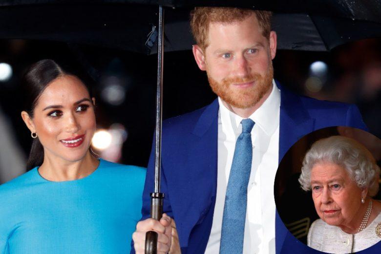 Harry e Meghan non tornano a Londra per Natale, a prescindere dal Covid
