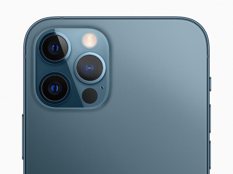 iPhone 12 pro blu