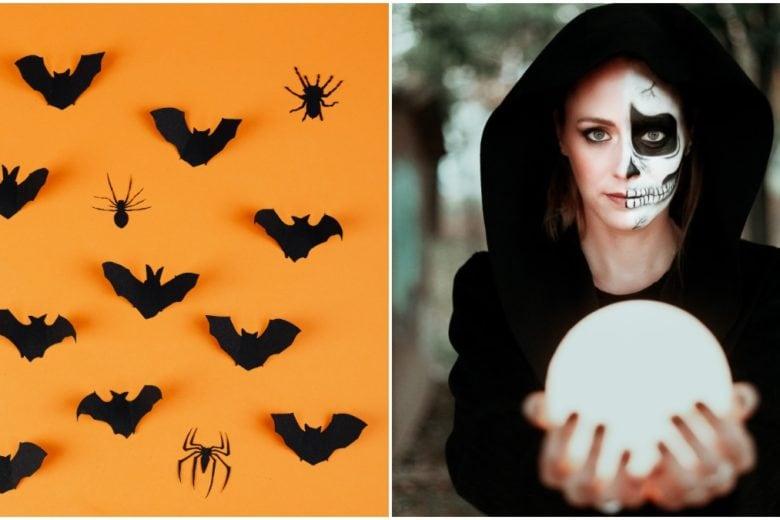 Trucco Halloween 2020: tutorial semplici, spaventosi e spettacolari
