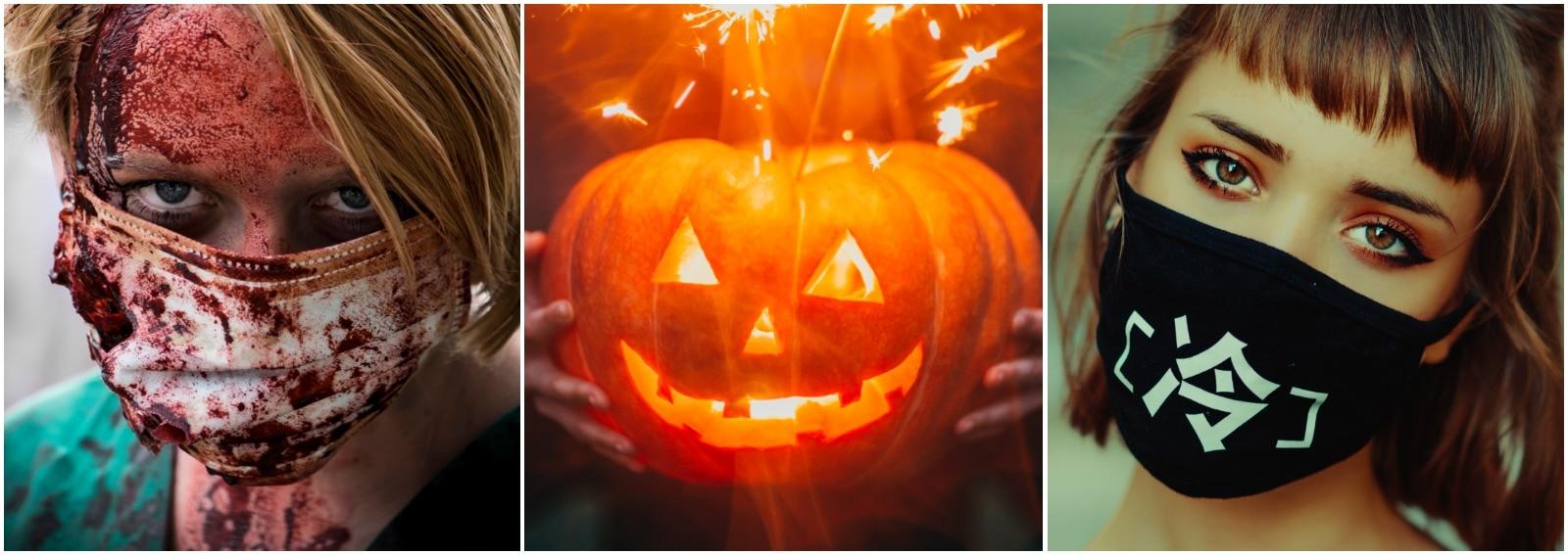 trucco halloween con mascherina cover desktop