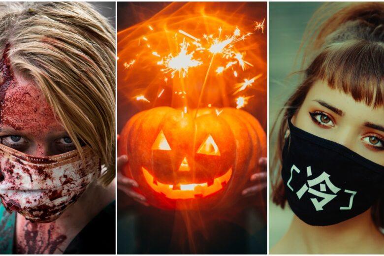 Trucco Halloween con mascherina: i tutorial per un make up d'effetto