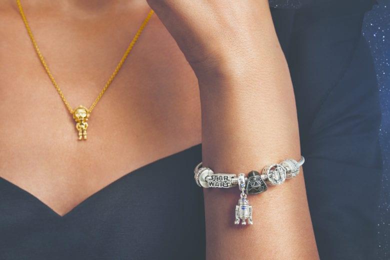 Che lo stile sia con te! Arrivano i gioielli di Star Wars by Pandora