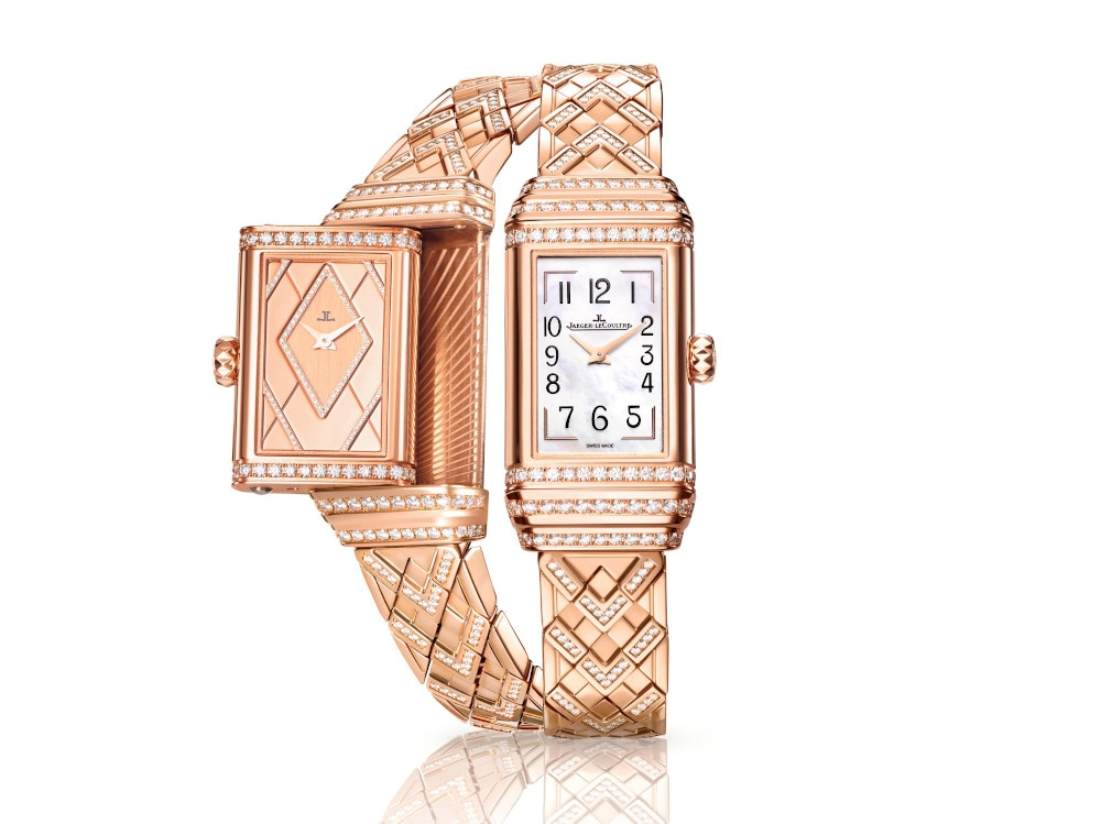 Reverso One Duetto Jewelry in PG
