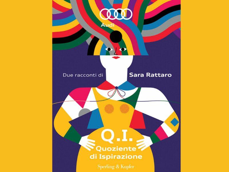 Audi per BookCity Q.I. Quoziente di ispirazione libro di Sara Rattaro 19