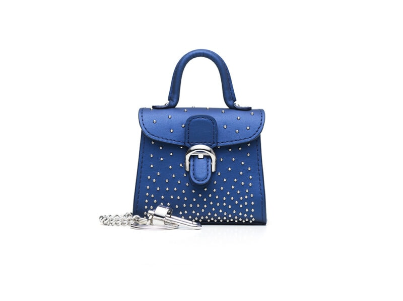 DELVAUX_Constellations_Brillant_Charms_Chain_With_Studs_Box_Calf_Satin_Navy
