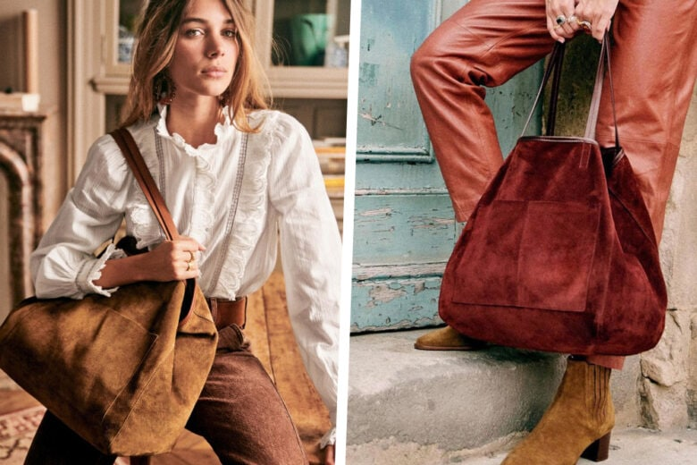 Suede bags: le borse scamosciate hanno sempre un fascino irresistibile!