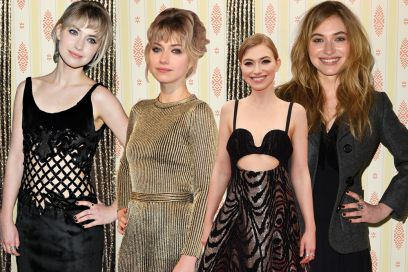 Imogen Poots: tutti i look dell'attrice londinese