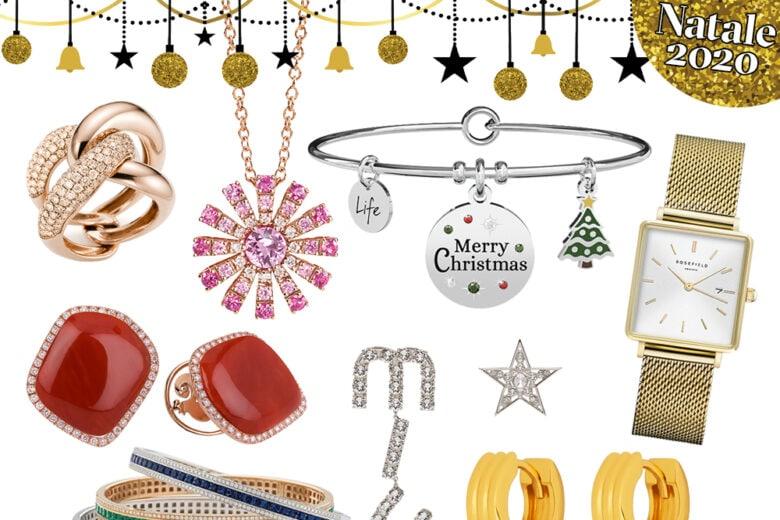 I gioielli e i bijoux per un Natale scintillante!
