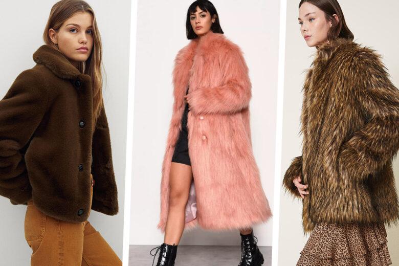 Come affrontare il freddo con stile? Facile, con le pellicce ecologiche più cool dell'inverno!