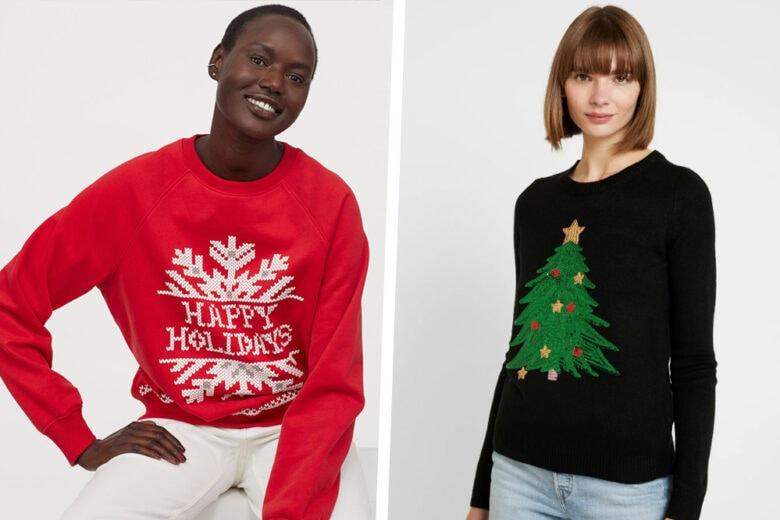 """Natale 2020: toglieteci tutto ma non un """"Ugly Christmas Sweater""""!"""