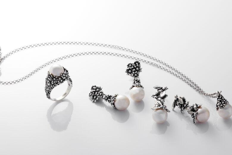 Giovanni Raspini e i gioielli della collezione Drops da regalare (o regalarsi) a Natale