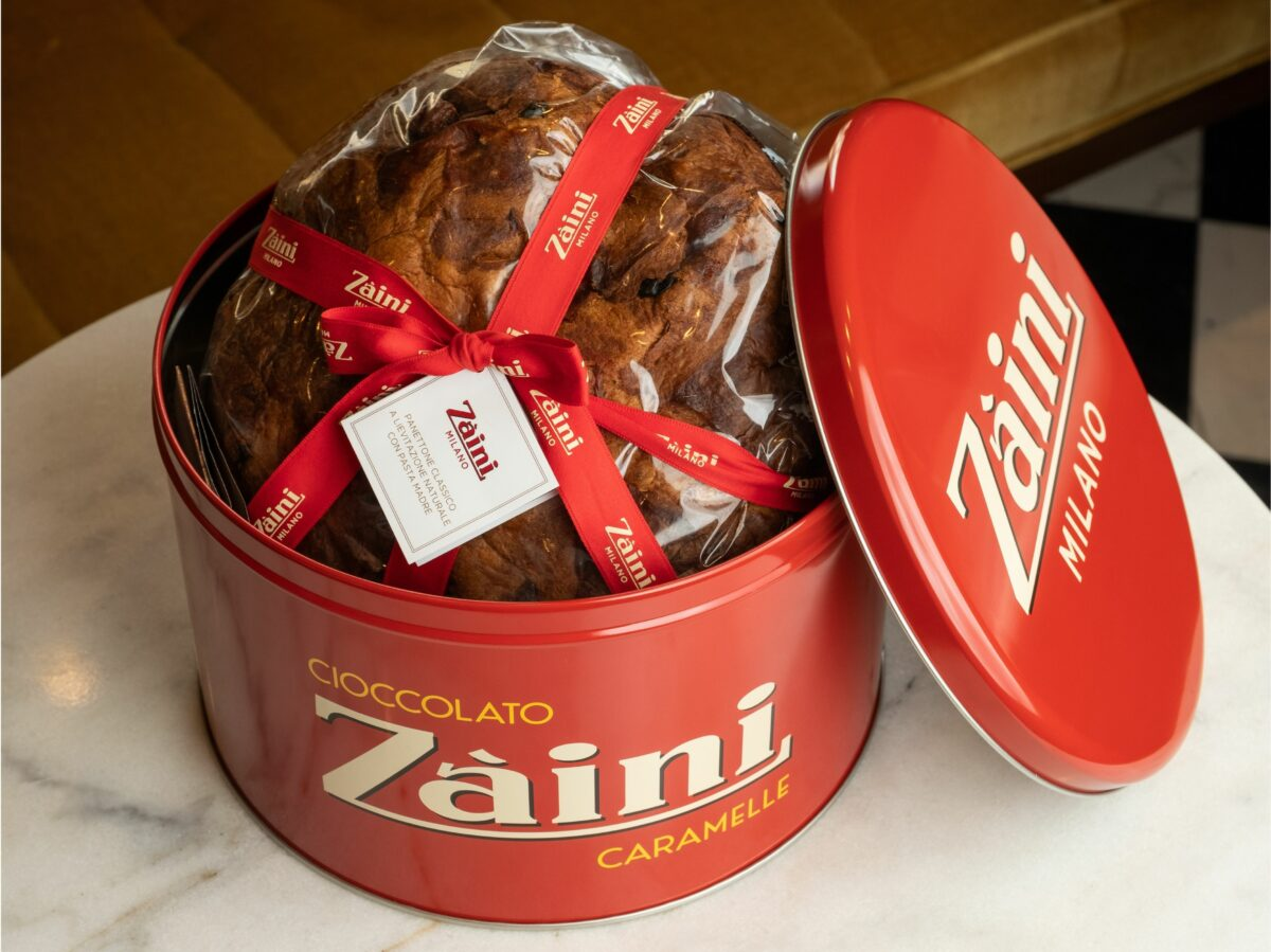 Panettone artigianale Zaini