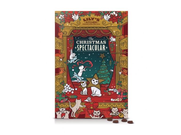 LK Christmas Calendario Avvento Gatto 2020-2
