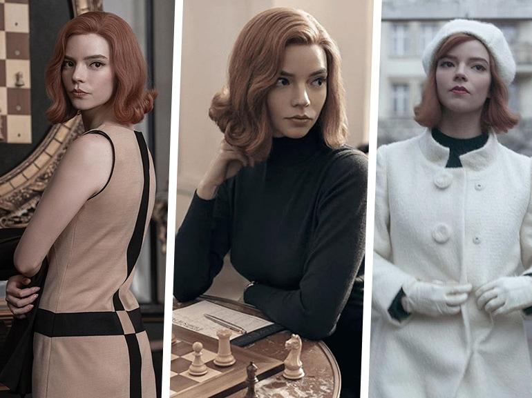 La Regina degli Scacchi: i look più belli della serie di Netflix