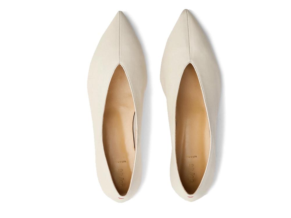 ballerine-accollate-a-punta-aeyde-su-net-a-porter-175-euro