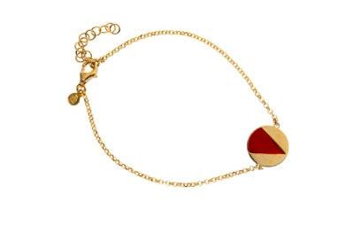 bracciale-air-gold-red-collezione-Air-di-Different-Class