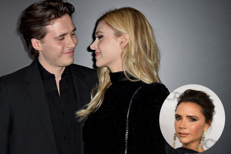 """Victoria Beckham suggerisce a Brooklyn di """"rallentare"""" con Nicola Peltz"""