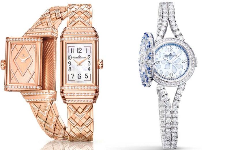 Jaeger-LeCoultre: gli orologi gioiello in mostra a Roma