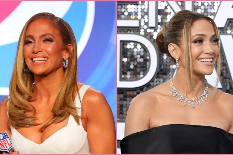 Jennifer Lopez capelli 2020: ricci, corti, colore, lunghi e acconciature glam