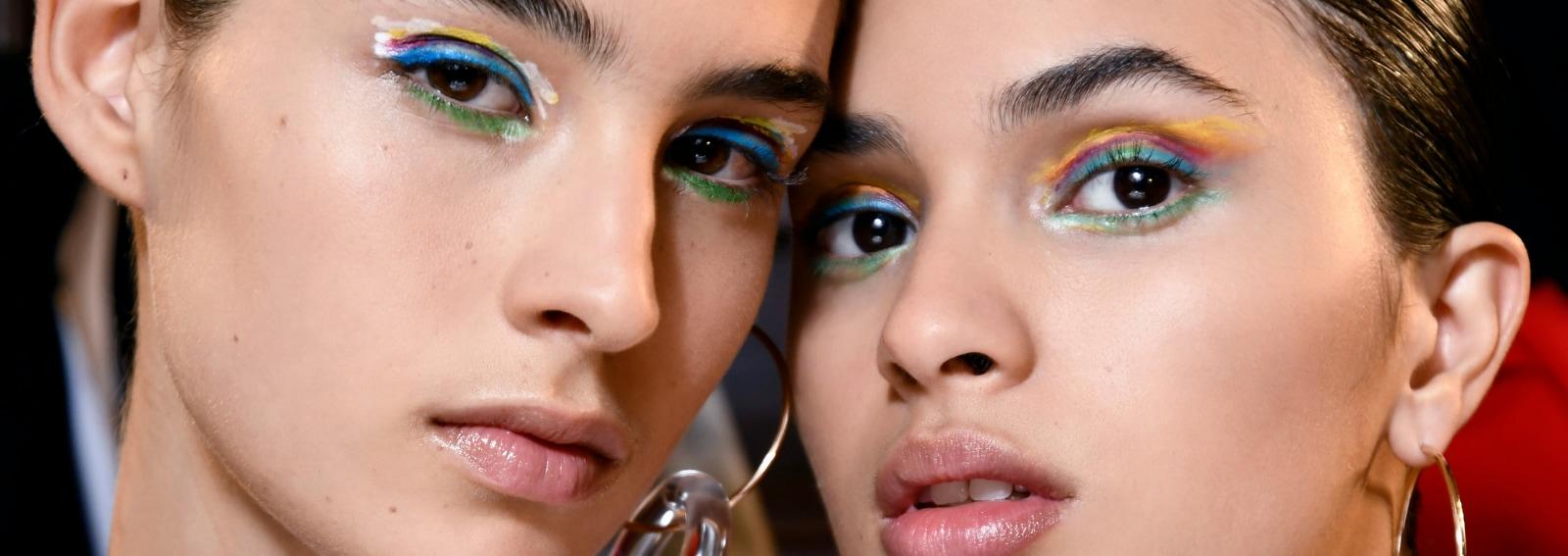 Make-up per le feste