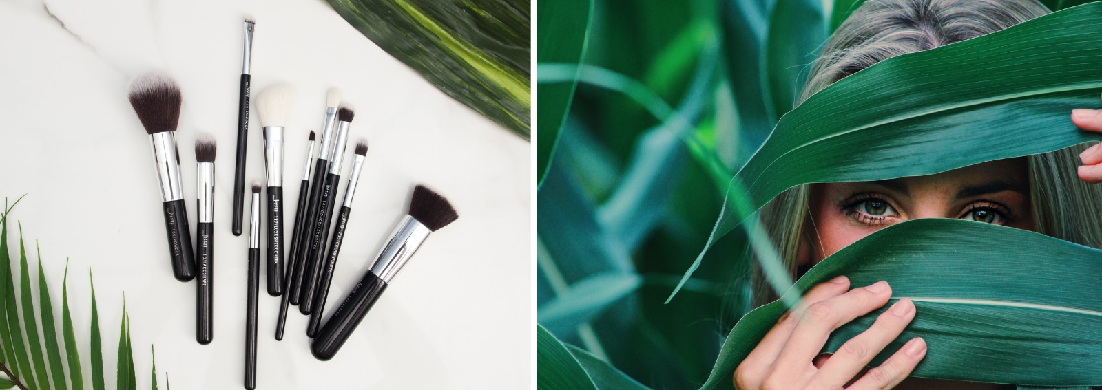 Make-up green: le tendenze del momento e i brand da provare