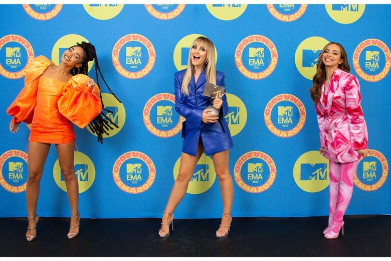 MTV EMA 2020: i look delle star agli European Music Awards