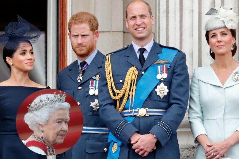 La famiglia reale va in terapia: la Regina vuole risolvere i problemi tra i nipoti
