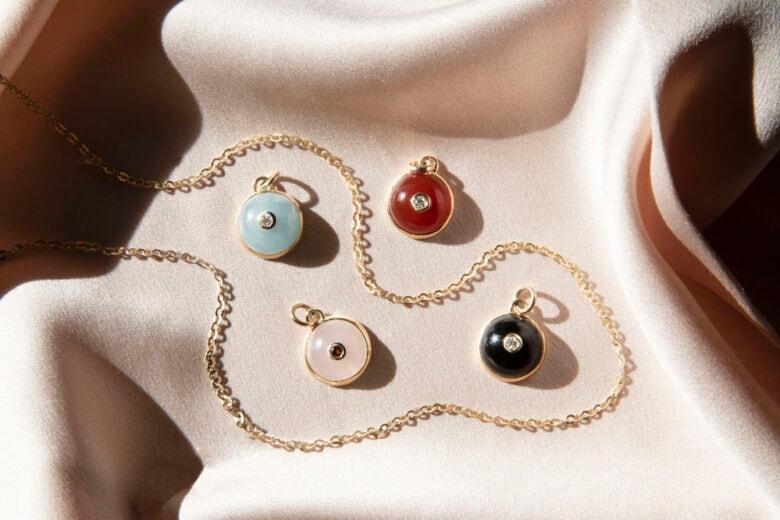 La capsule di gioielli by Alessandra Camilla Milano e @Rockandfiocc