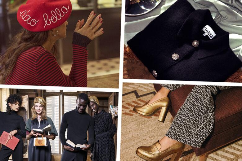 Shopping natalizio: 12 capi e accessori che fanno subito Natale