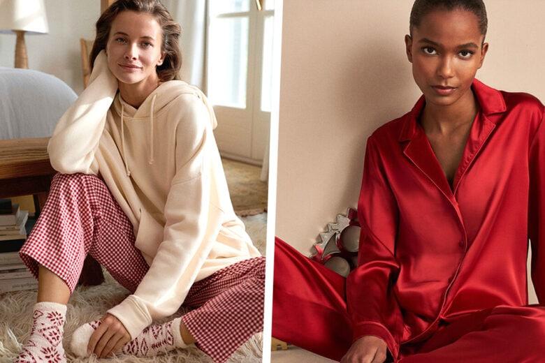 """I pigiami natalizi più caldi e """"coccolosi"""" per le Feste (e non solo)"""