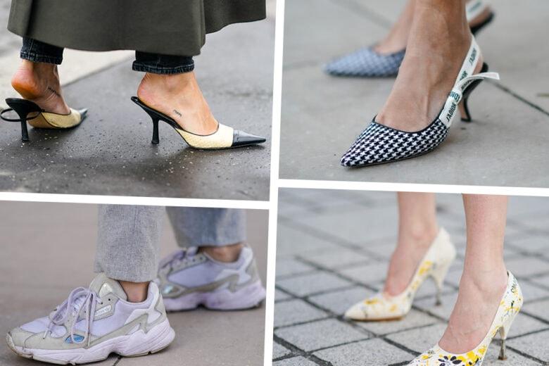 Le 21 scarpe per iniziare il 2021 con il passo (fashion) giusto