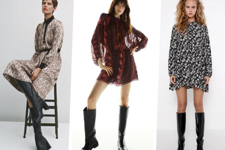Zara: 15 abiti da mettere nel carrello ora!