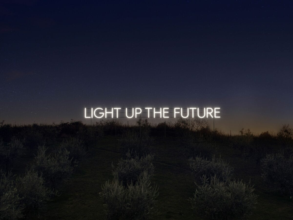 Fabiana Filippi Light Up the Future
