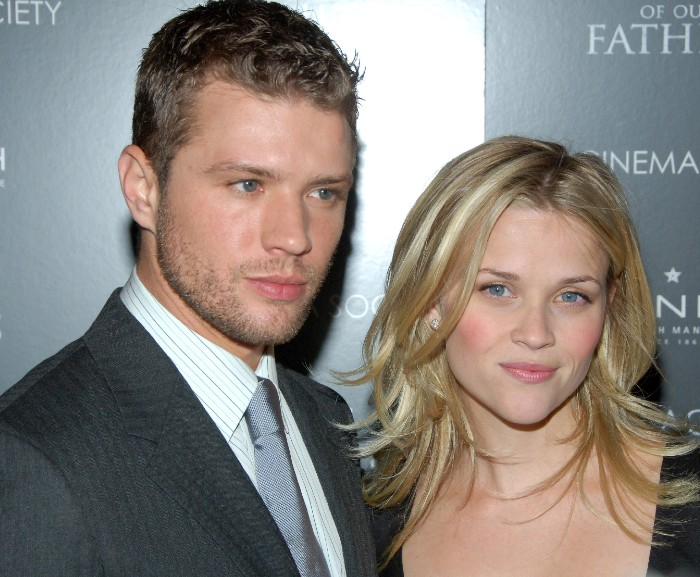 Reese Witherspoon e Ryan Phillippe