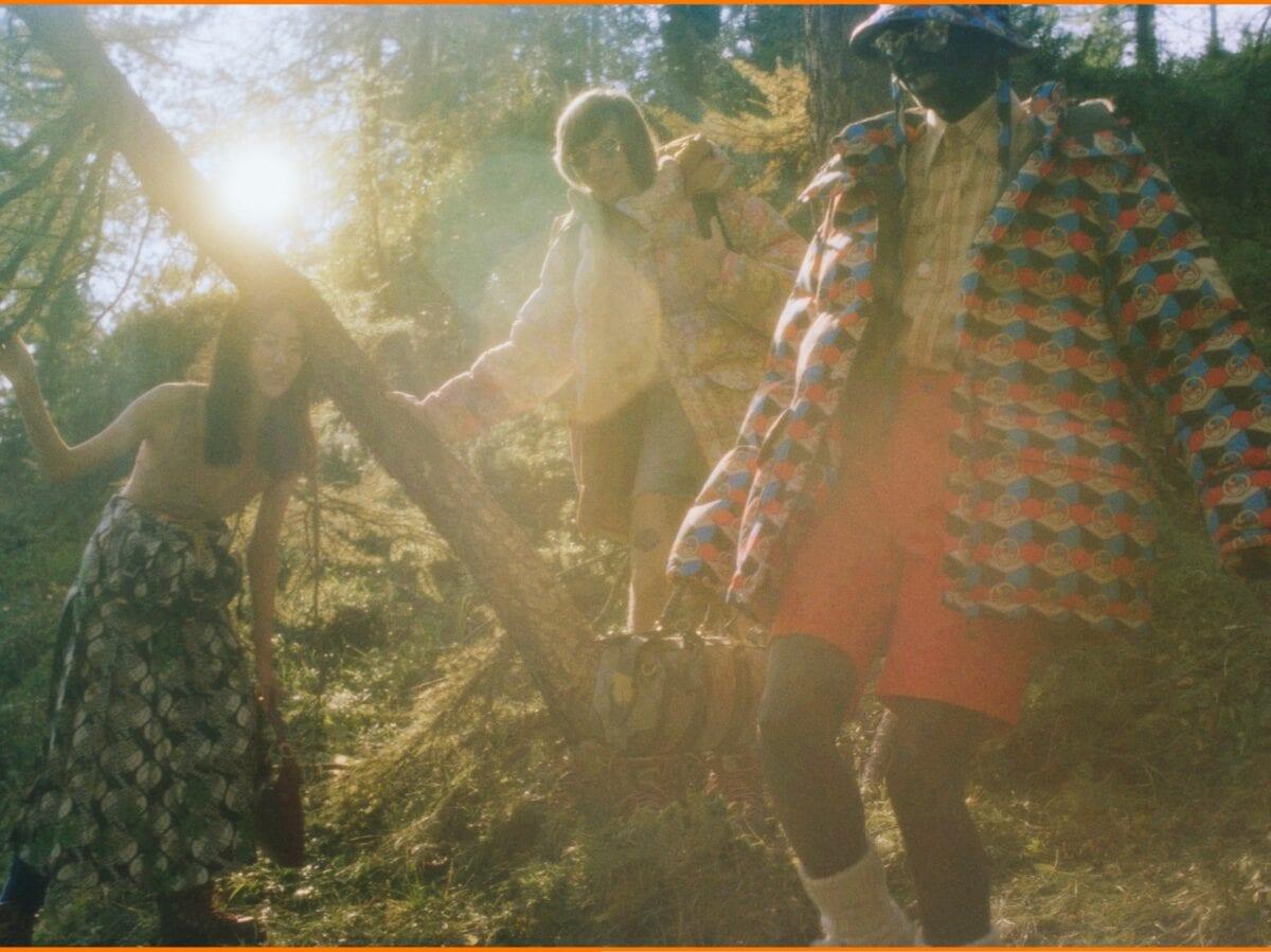 The North Face x Gucci nuova campagna 45