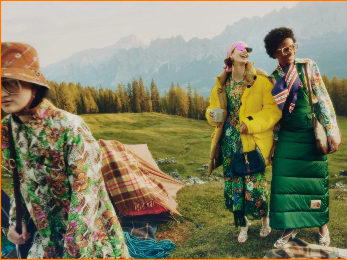 The North Face x Gucci nuova campagna 48