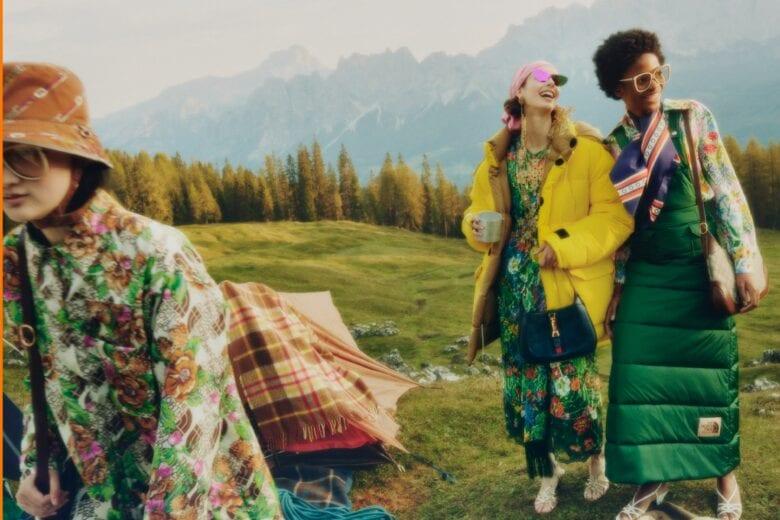 The North Face x Gucci: la collezione outdoor che stavamo aspettando