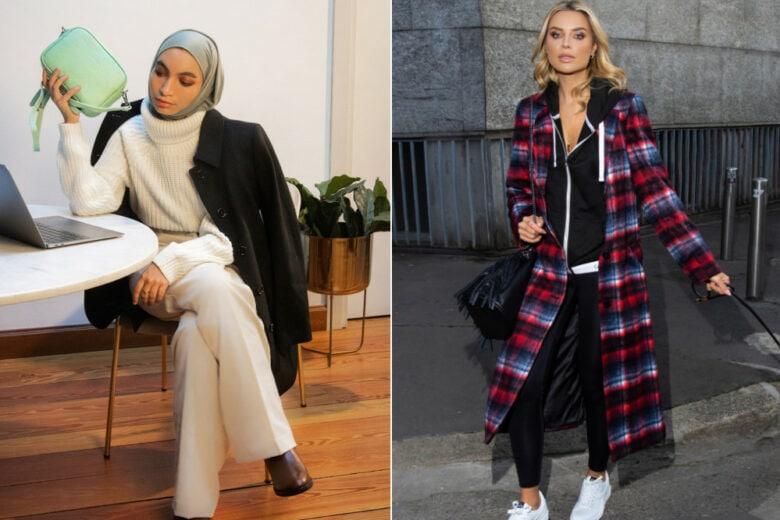 Veronica Ferraro e Aya Mohamed: i loro look del cuore by Amazon Fashion