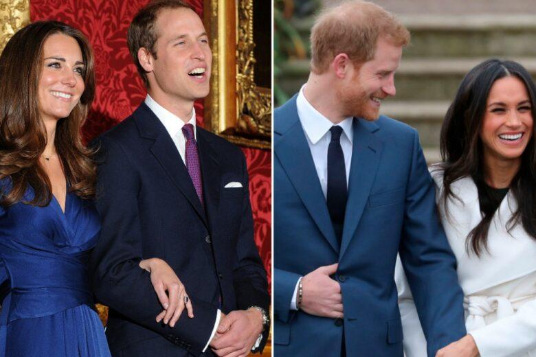 Anelli di fidanzamento: è costato di più quello di Kate Middleton o di Meghan Markle?