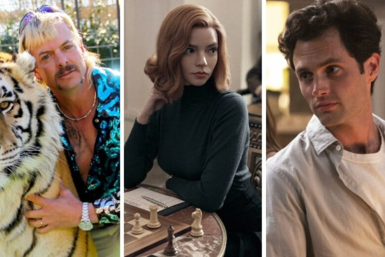 Le 10 serie tv Netflix più viste del 2020