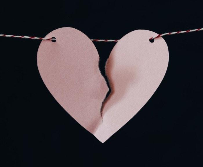 relazione rottura separazione