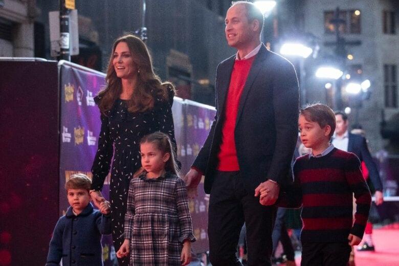 Alla tata di George, Charlotte e Louis è vietato dire una specifica parola. Ecco qual è