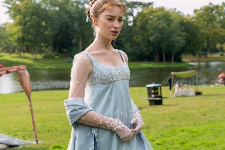 Bridgerton: i segreti dei 7500 costumi della serie più vista su Netflix