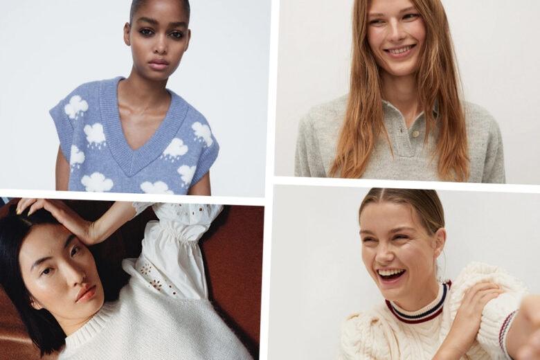 A proposito di maglie: dal cardigan al pullover, ecco le tendenze must della PE 2021!