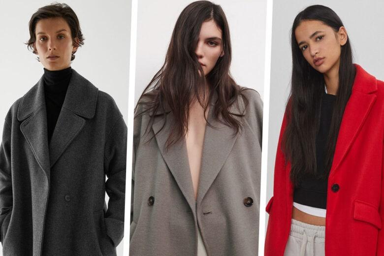 Belli, anzi bellissimi e  rigorosamente sotto i 200 euro: sono loro i cappotti must del momento!
